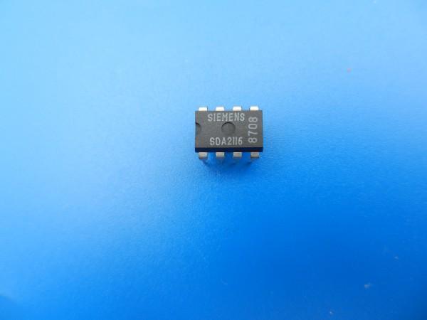 SDA 2116 EProm IC für GRUNDIG TV Geräte
