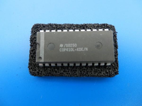 COP 410L KDE/N Steuerprozessor IC für GRUNDIG Hifi Cassettendecks CF,SCF und CBF