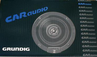 LU1320 GRUNDIG 2-Wege Einbau Lautsprecher Boxen 2x 80 Watt -NEU--