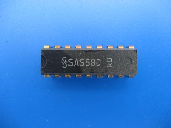 SAS 580 S Sensor IC für GRUNDIG Hifi Anlagen