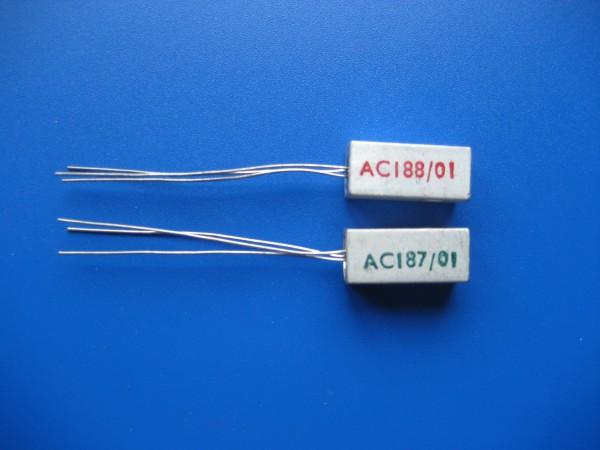 AC 187 / AC 188 Endstufen Transistoren für GRUNDIG Audio Geräte