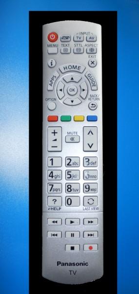 Panasonic N2QAYB000928 LCD Fernbedienung