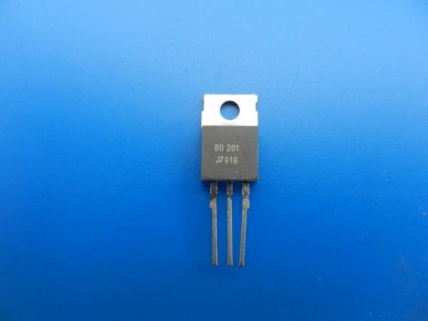 BD 201 Transistor für Hifi Cassettendecks von GRUNDIG z.B. CF 5500
