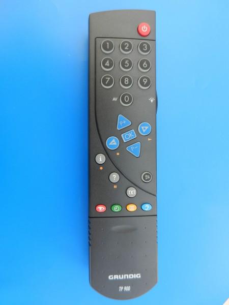 TP 900 schwarz beleuchtet GRUNDIG Fernbedienung