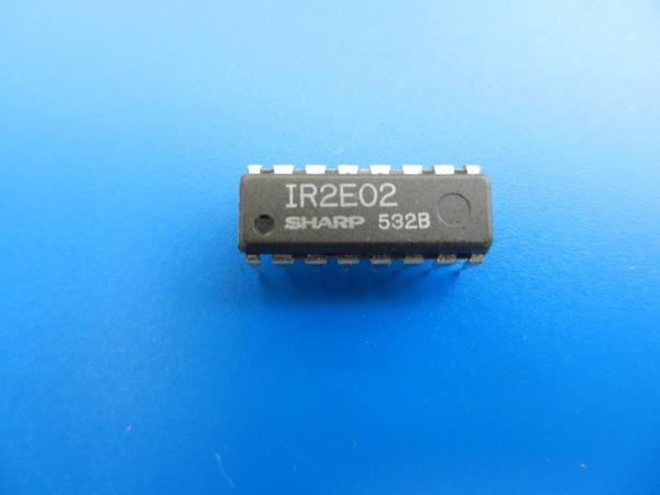IR2E02 LED - Anzeige IC für Hifi - Cassettendecks
