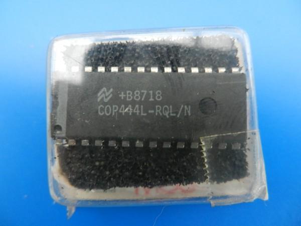 COP 444L RQL/N Steuerprozessor IC für GRUNDIG Hifi Cassettendecks CF,SCF und CBF
