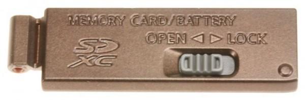 Batteriedeckel für LUMIX DMC SZ3 Panasonic Digital Kamera