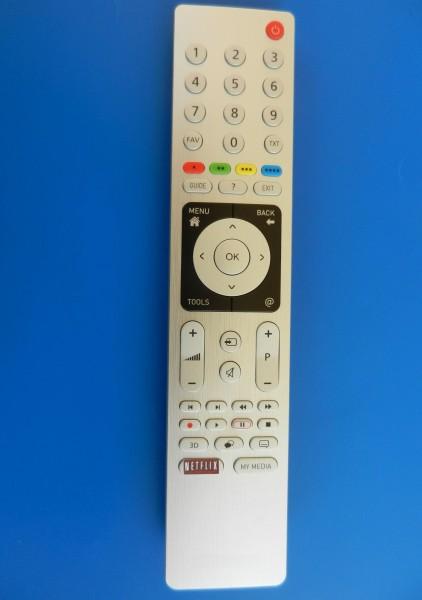 TS4 NETFLIX LCD Fernbedienung GRUNDIG für TV Geräte
