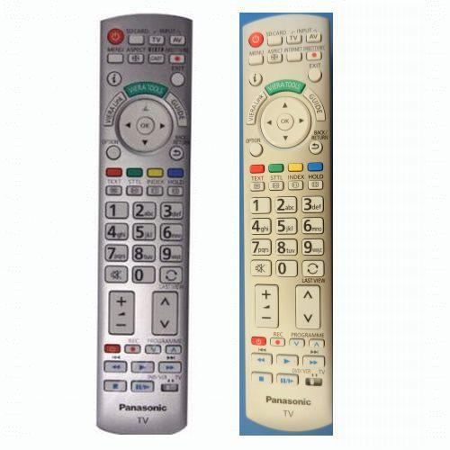Panasonic N2QAYB000504 LCD Fernbedienung