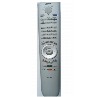 RC 3 H LOEWE Tv + DVD Original Fernbedienung