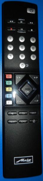RM 18 schwarz METZ Original Fernbedienung NEU