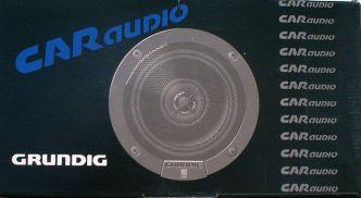 LU 102 2-Wege Auto Lautsprecher Boxen 2x 50 Watt -NEU-