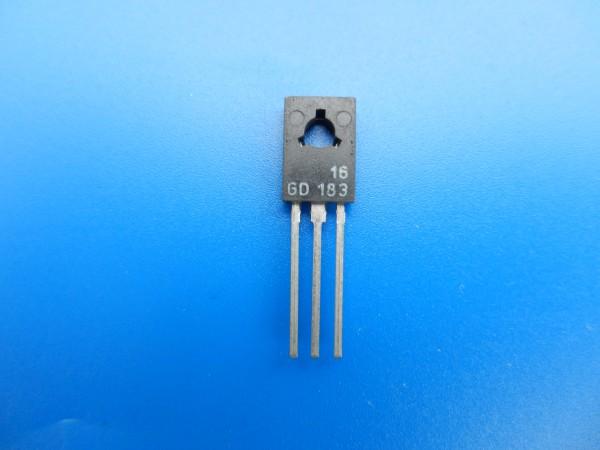 GD 183 Transistor für Hifi Cassettendecks von GRUNDIG