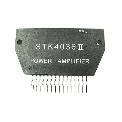 Endstufen IC STK 4036 II für Receiver R 303 von GRUNDIG