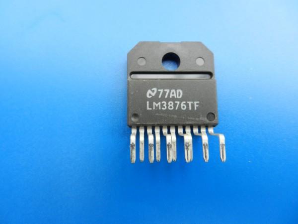 LM 3876 TF Endstufen IC für Audio Geräte von GRUNDIG
