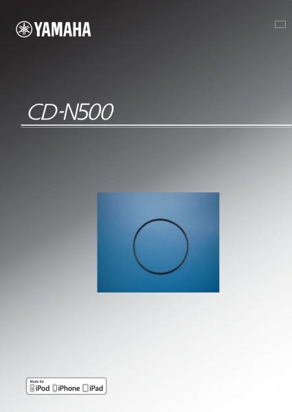 CD-N500 CD N500 Schubladenriemen YAMAHA