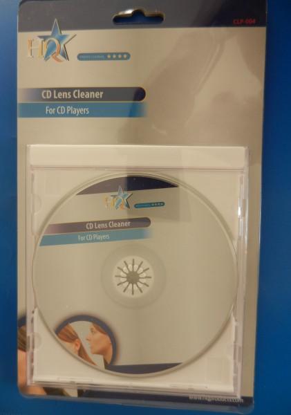 Reinigungs CD für Audio CD und DVD von HQ