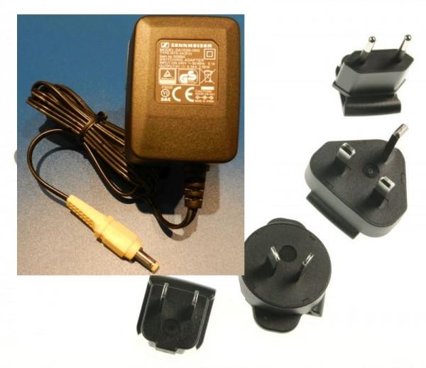 Netzteil für RS 4200 Original Sennheiser Kopfhörer + Adapter