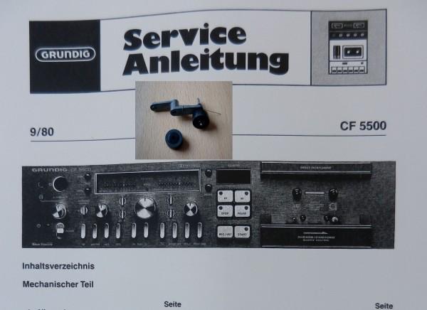 Tonrolle für CF 5500 5500-2 GRUNDIG