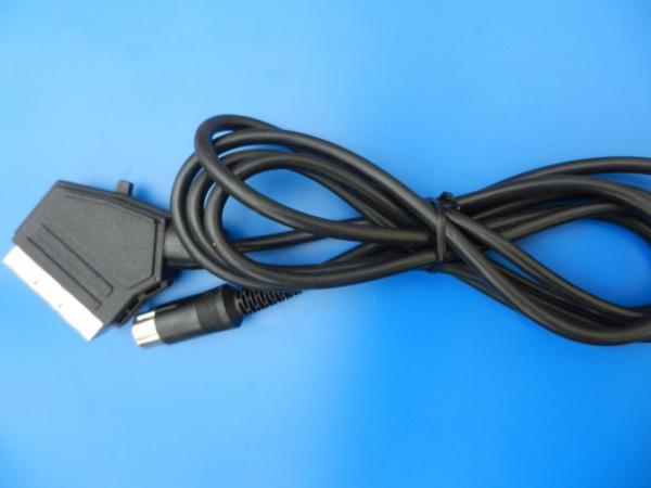 Scart-Din 6pol. Aufnahme/Wiedergabe Video-Kabel mit Umschalter