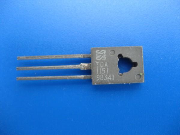 TDA 1151 Motorregler IC für GRUNDIG Cassettendecks