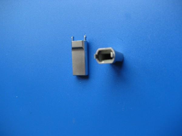 Aufsteckhülse für Kipp Schalter von GRUNDIG Cassettendecks Frontlader