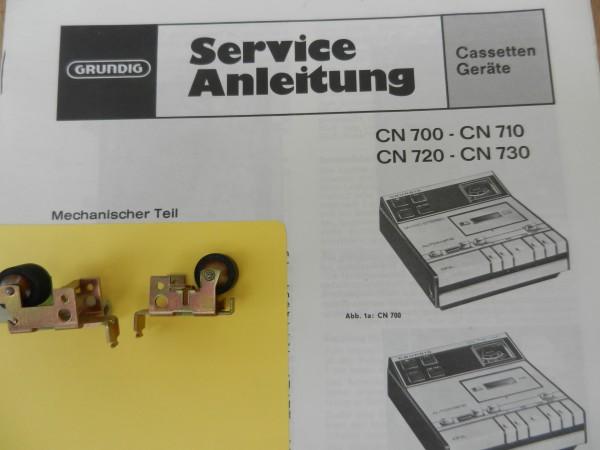 CN730 CN720 CN710 CN700 Tonrollenhebel von GRUNDIG für Hifi Cassettenrecorder