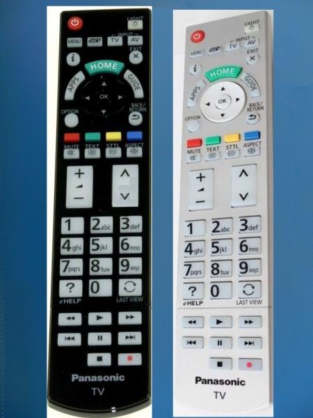 N2QAYB000863 Panasonic LED/LCD Fernbedienung