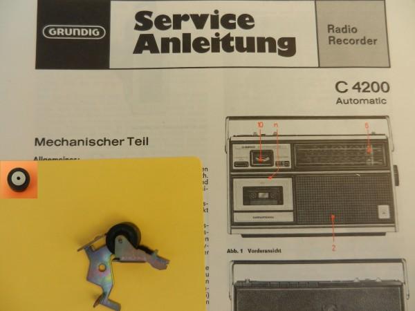 Tonrolle für C4200 C 4200 Automatik von GRUNDIG