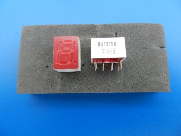 HA 1075R 7-Segment LED Anzeige für Hifi - Cassettendecks von GRUNDIG