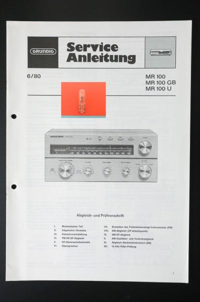 Lämpchen für MR100 Mini Receiver GRUNDIG