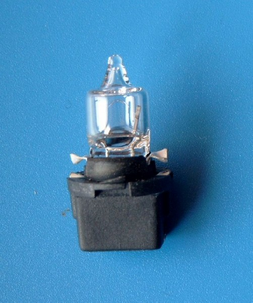 Halogen Lampe 12V 3 Watt für die GRUNDIG 8000er Fine Arts Serie z.B. V8400, V8300