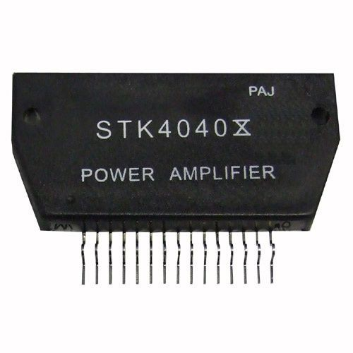 Endstufen IC STK 4040 X für Verstärker A 903 von GRUNDIG