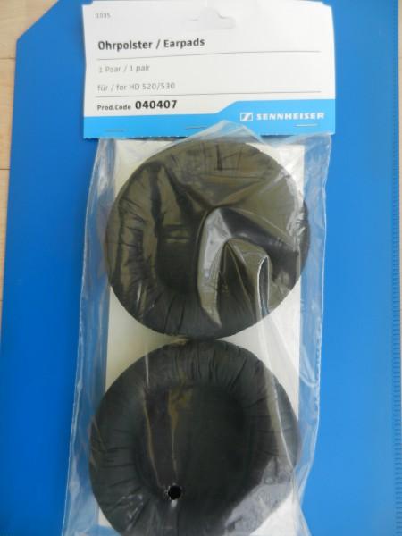 Ohrpolster Original für HD 520/530 Sennheiser Kopfhörer