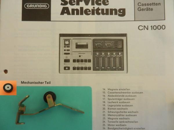 Tonrolle für CN1000 CN 1000 von GRUNDIG