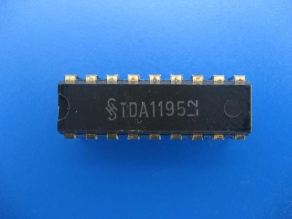 TDA 1195 Schalter - IC für CF 5500 Hifi Deck