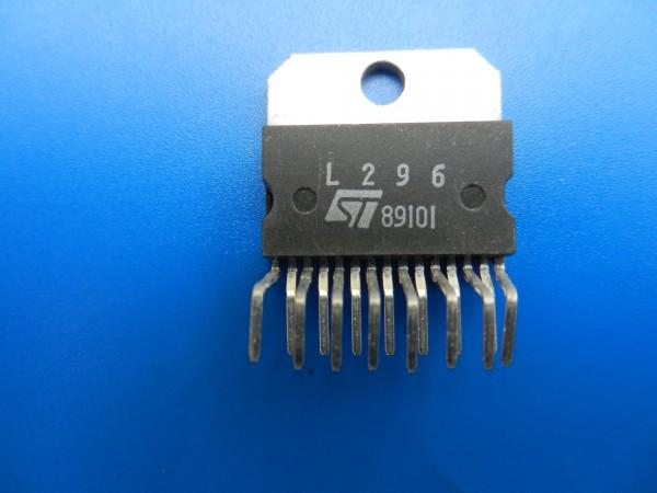 L 296 DC/DC-Abwärts-Schaltregler IC für GRUNDIG TV / AudioGeräte