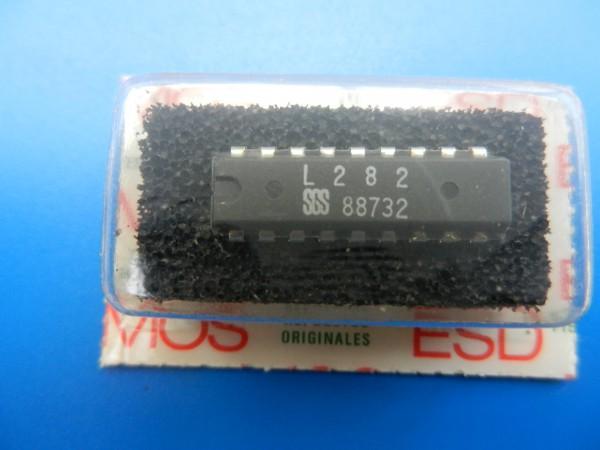 L 282 IC für Videorecorder VS 180 VHS von GRUNDIG