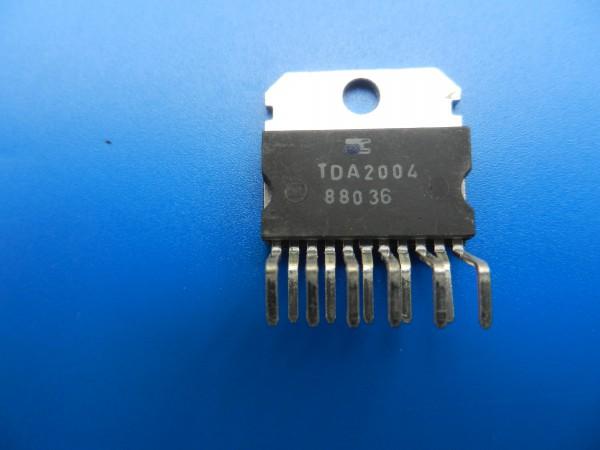 Endstufen IC TDA 2004 für Audio und TV Geräte von GRUNDIG