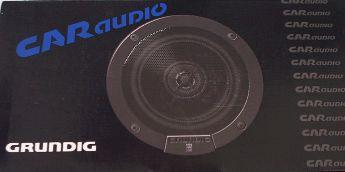 LU132 GRUNDIG 2-Wege Einbau Lautsprecher Boxen 2x 50 Watt -NEU-