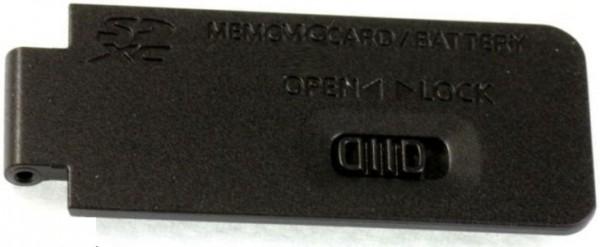 Batteriedeckel für LUMIX DMC TZ71 Panasonic Digital Kamera
