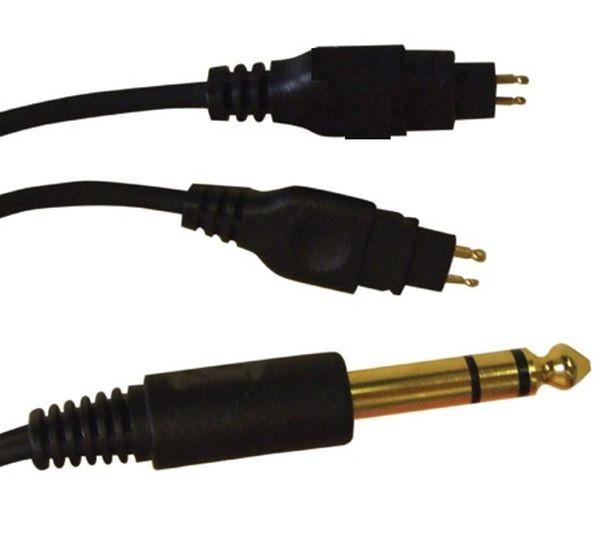 6,3mm Kabel 92885 für Sennheiser Kopfhörer