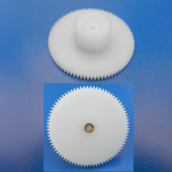 Doppelzahnrad /Servozahnrad für TS945 / TS925 Tonbandgerät von GRUNDIG