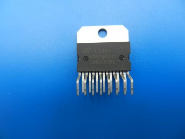 L 4964 High Current Switching Regulator IC für GRUNDIG TV / Audio Geräte