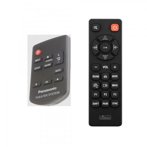 SC-HTB580 Panasonic Soundbar Ersatzfernbedienung