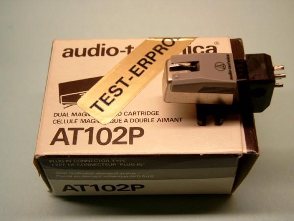 Audio Technica ATN 102 P SYSTEM mit Original Tonnadel