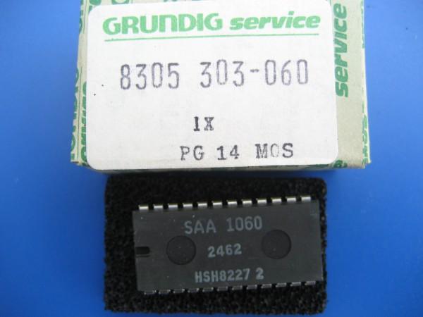 SAA 1060 LED Anzeige IC für GRUNDIG