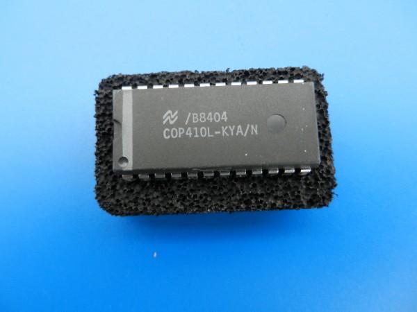 COP 410L KYA/N Steuerprozessor IC für GRUNDIG Hifi Cassettendecks CF,SCF und CBF