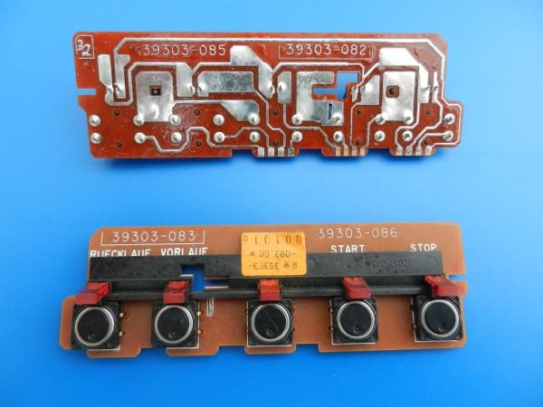 Tastenplatte für SCF6200 SCF 6200 Grundig
