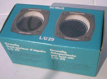 L/U29 GRUNDIG Hochton Lautsprecher Tweeter 50 Watt -NEU-